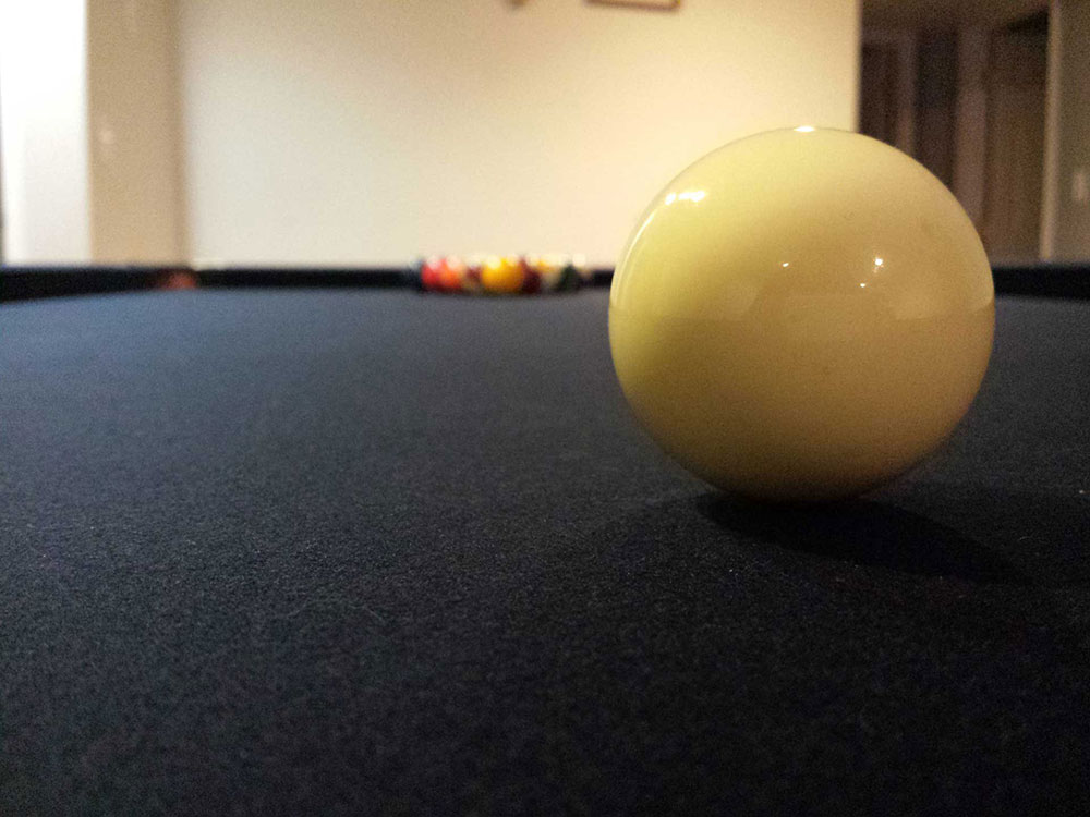 Pool table recovering in Kansas, Wichita