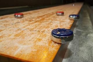 SOLO® Shuffleboard Movers Wichita, Kansas.
